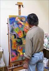 hessam-in-studio